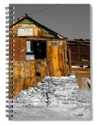 The Old House Spiral Notebook