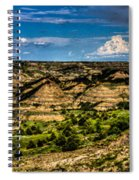 The Painted Hills Spiral Notebook