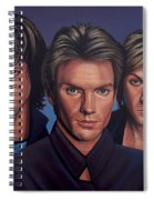 The Police Spiral Notebook