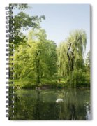 The Pool Central Park Spiral Notebook