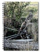 The Pump Spiral Notebook