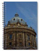 The Radcliffe Camera Spiral Notebook