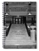 The Rookery Spiral Notebook