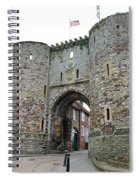The Rye Landgate Spiral Notebook