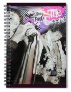 The Scene Spiral Notebook