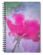The Scent Of Roses Spiral Notebook