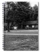 The Shamrock Logetts  Spiral Notebook