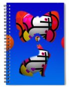The Sky At Night Spiral Notebook