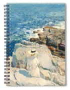 The South Ledges Appledore Spiral Notebook