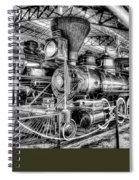 The Tahoe Spiral Notebook