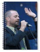The Tragically Hip - Gordon Downie Spiral Notebook