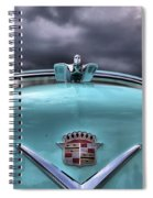 The View Spiral Notebook