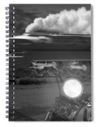 The Wait Spiral Notebook