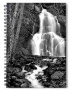 Moss Glen Falls Spiral Notebook