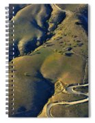 The Way Spiral Notebook