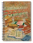 The Yellow Books Spiral Notebook