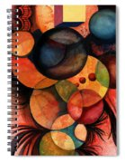 There Is One In Every Crowd Spiral Notebook