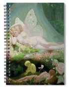 There Sleeps Titania Spiral Notebook
