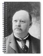 Thomas Brackett Reed (1839-1902) Spiral Notebook