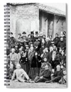 Thomas Cook (1808-1892) Spiral Notebook