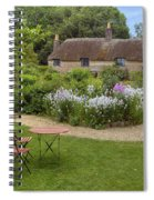 Thomas Hardy's Cottage Spiral Notebook