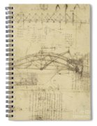 Three Kinds Of Movable Bridge Spiral Notebook