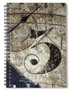 Three O'clock Spiral Notebook