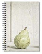 Three Pear Spiral Notebook
