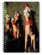 Three Wise Men Spiral Notebook