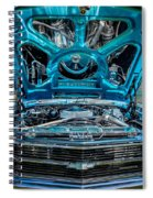 Time Warp Spiral Notebook