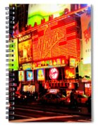 Times Square - New York Spiral Notebook