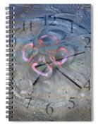 Timing Spiral Notebook