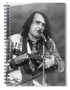 Tiny Tim Spiral Notebook