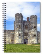 Titchfield Abbey Spiral Notebook