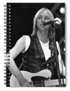 Tom Petty And The Heartbreakers Spiral Notebook