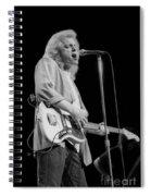 Tommy James Spiral Notebook