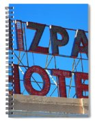 Tonopah Nevada - Mizpah Hotel Spiral Notebook