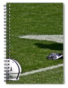 Tools Of The Game Spiral Notebook