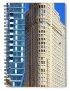 Toronto Architecture Spiral Notebook