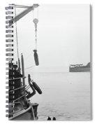 Torpedo, 1913 Spiral Notebook