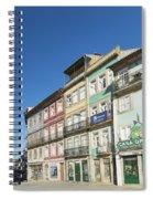 Torre Dos Clerigos Porto Portugal Spiral Notebook