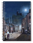 Tower Street Dudley C1930s Spiral Notebook
