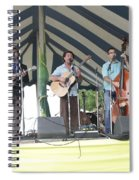 Travelin Mccourys With Keller Williams Spiral Notebook