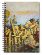 Treasure Island, 1911 Spiral Notebook