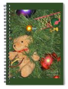 Tree Of Toys Spiral Notebook