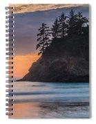 Trinidad Dusk Spiral Notebook