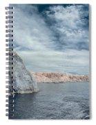 Trinidad Shoreline Spiral Notebook