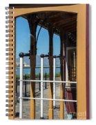 Trolley 28 Spiral Notebook