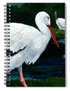 Tropical Birds Spiral Notebook