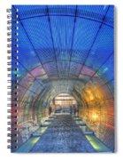 Tunnel Spiral Notebook